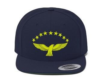 Azores Flat Bill Hat