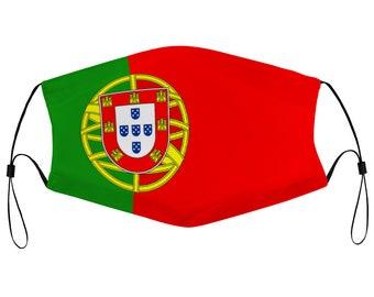 Portugal - Adjustable Mask