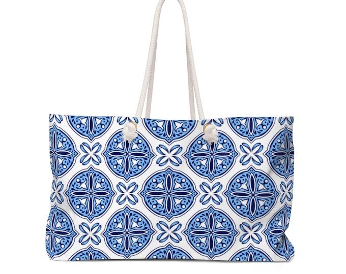 Azulejo Weekend Bag