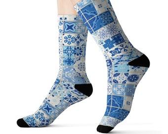 Azulejo Socks