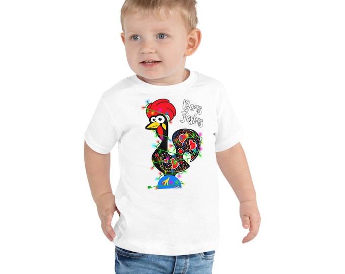 Boas Festas Rooster Toddler