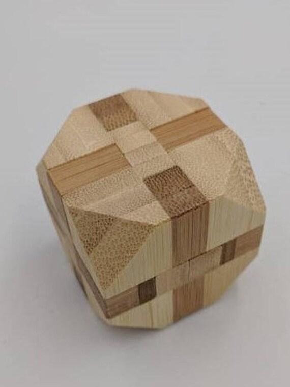 Casse-tête de bambou