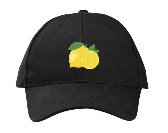 Ashton Irwin Lemon Dad Hat  b8e1b64a34c
