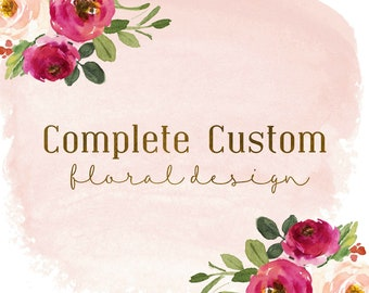 Complete Custom Order for Lila