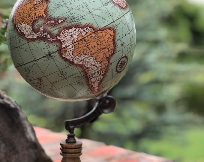 World Globe // Home Decor