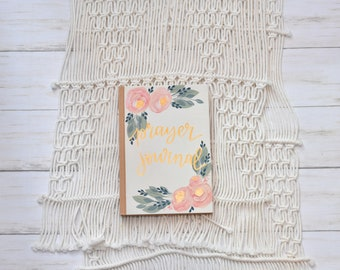 Hand Painted Customizable Journal