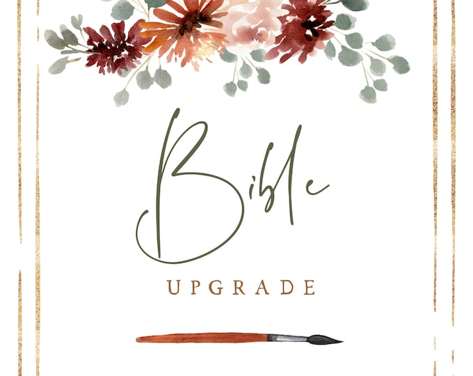 Bible Upgrade Add On