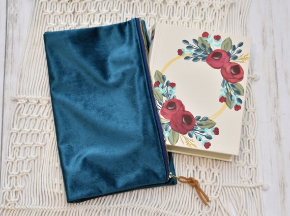 Hand Painted Bible, Red Rose Florals, Personal Bible, Personalized Keepsake