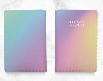 Travel Tag / Passport