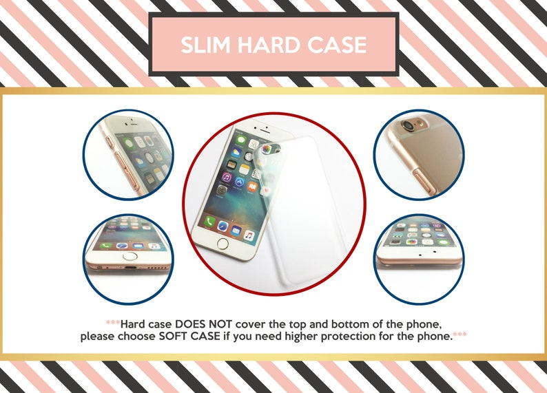 Anchor patterns matte transparent phone case for iPhone 12 Sony Z5 Compact Samsung S8 S7 edge HTC one M8 M9 LG G7 Note 10 case -P57