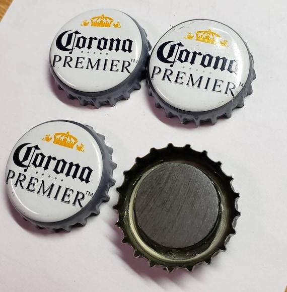 Man Cave, Free P/&P Corona Beer Bottle Cap Top Fridge Magnets Bar