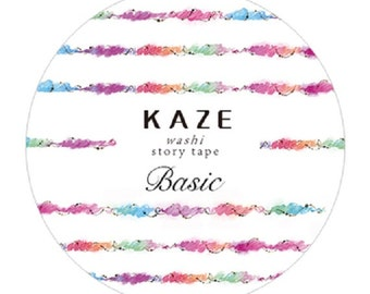 Kaze 10mm Washi tape Masking tape