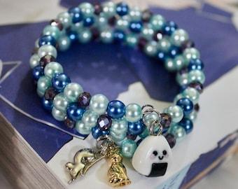 Zodiac Trio Infinity Wrap Bracelet
