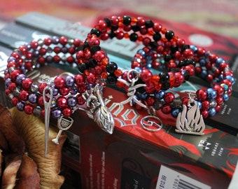 Science Order Infinity Wrap Bracelets