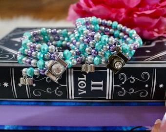 Bookstagram Infinity Wrap Bracelets