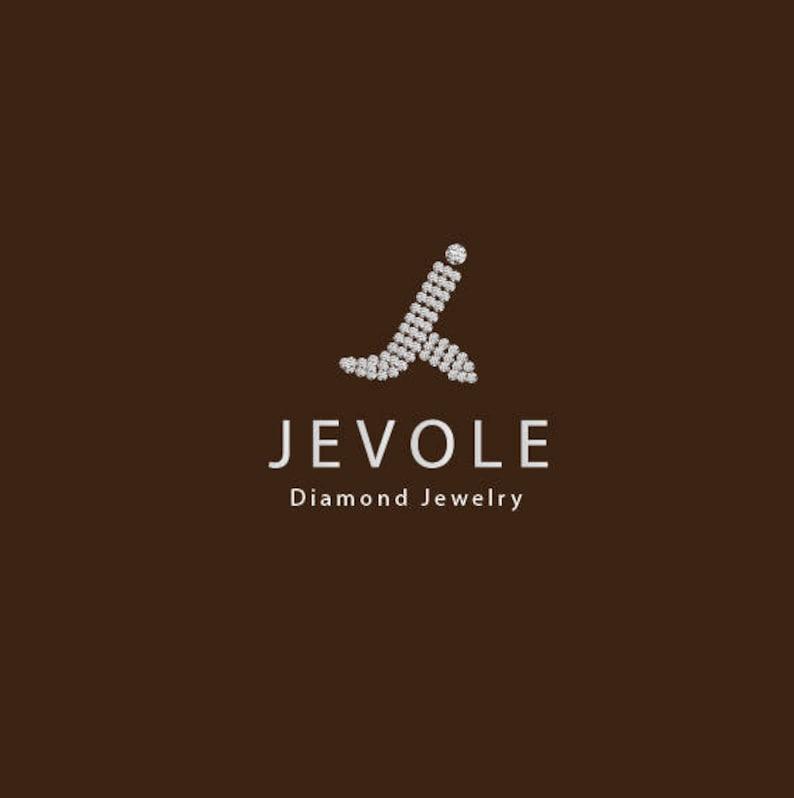 c4b538b73515 Jewelry logo Jewelry logo design Diamond logo Diamond logo