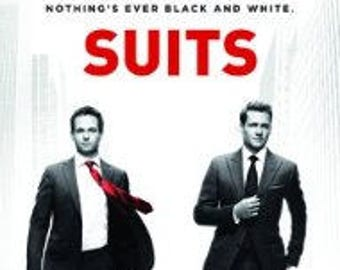 "Suits - Giant 39x54"" Poster"