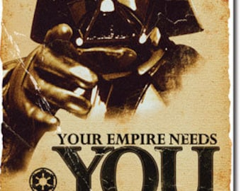 "Star Wars - ""Your Empire Needs You"" - 24x36"" Poster"