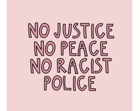 BLM Digital Downloads | Protest Art | Black Lives Matter Digital Art | BLM Quotes