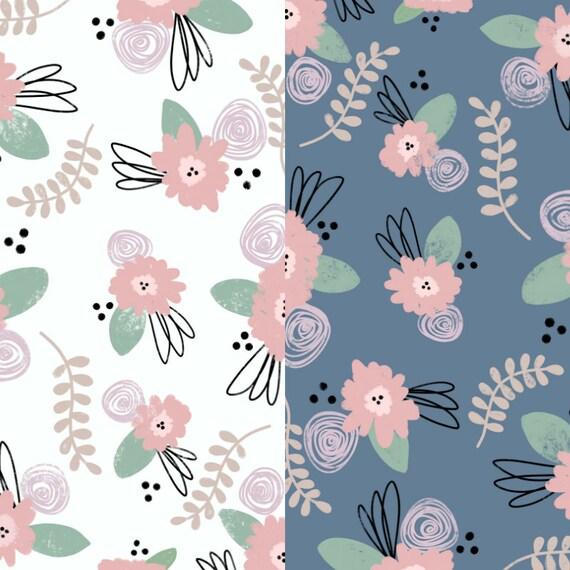 Floral Wallpaper | Digital Painting Instant Download | Flowers Always Illustration | Art Download | Art Printables