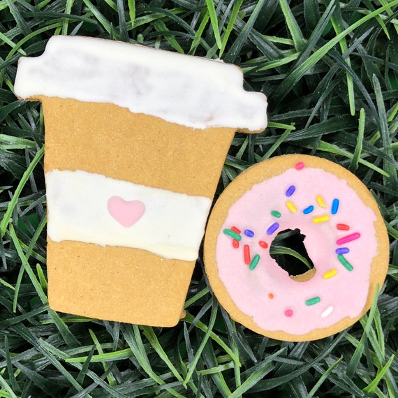 Coffee & Donut Treat Pack