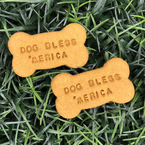 Dog Bless 'Merica Treat Pack