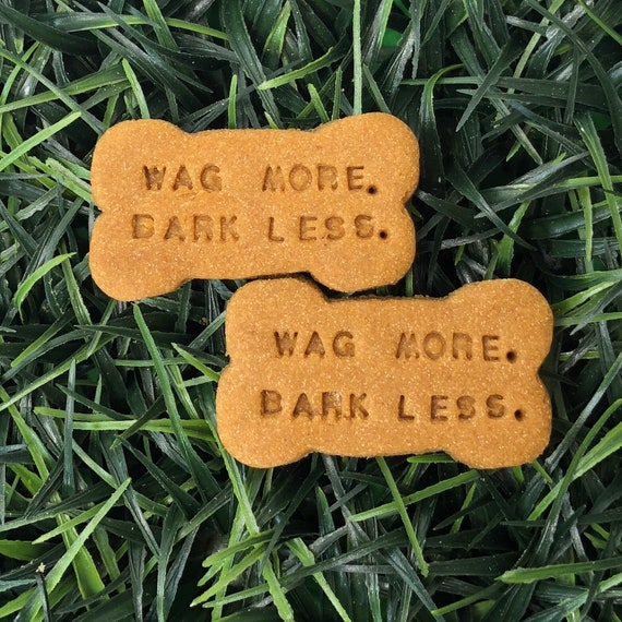 Wag More. Bark Less. Treat Pack