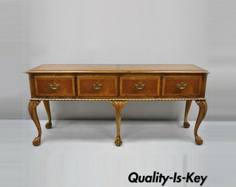 Chippendale Buffet Etsy