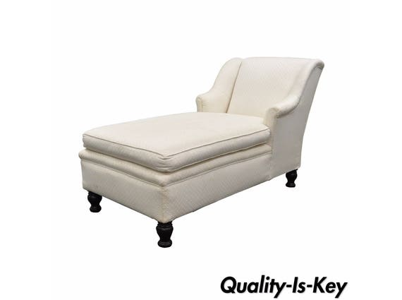 Pleasing Antique French Empire Style Chaise Lounge Fainting Couch Sofa Bun Feet Recamier Vintage Alphanode Cool Chair Designs And Ideas Alphanodeonline