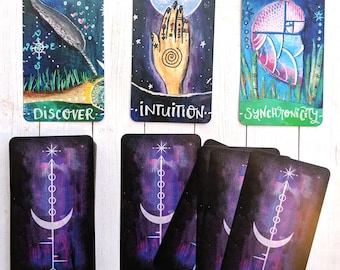 Intuitive Discovery Oracle Deck: 50 ID Oracle Cards