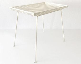 Original Mid Century Modern COFFEE TABLE | Side Table by Vereinigte Werkstätten, Germany, 1950s/60s