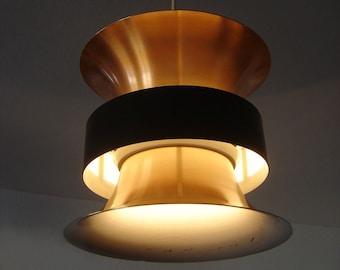 Danish Design | Mid Century Modern PENDANT LIGHT Hanging Lamp | Fog & Morup | Lyfa Era | 1960s
