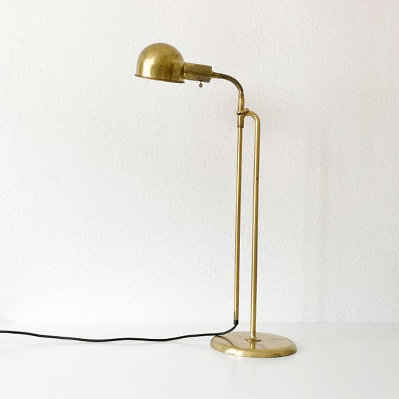 Mid Century Reading Lamp: Rare Modernist Mid Century Modern Floor Lamp Reading Lamp