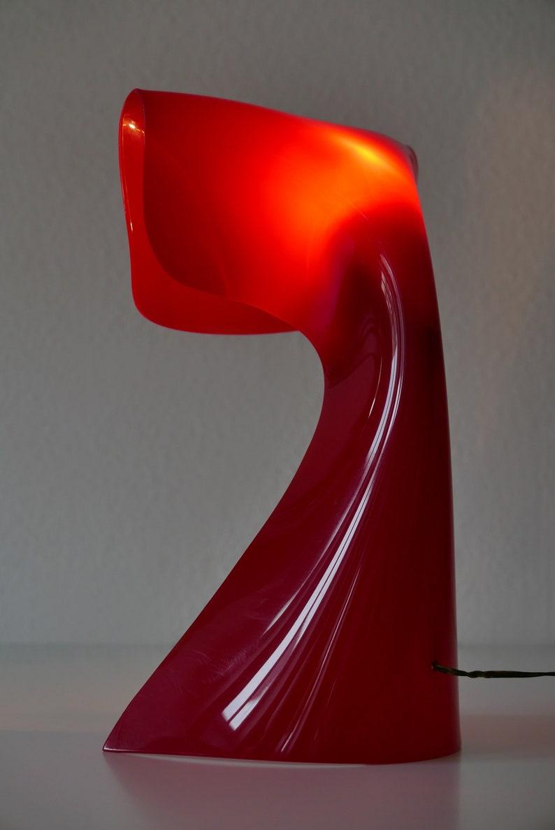 Estremamente rara Mid Century lampada da tavolo moderna JvHrEFCv