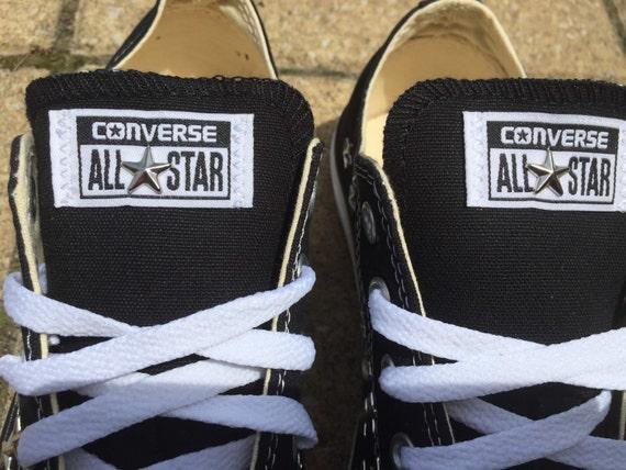 Stern Nieten Converse Schuhe