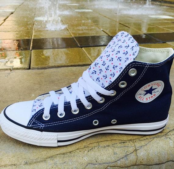 Anker Converse Chuck Taylor High Top Schuhe