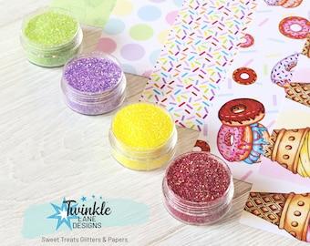 Glitter Pack, Candy Coloured Glitter