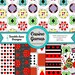 The Crafty Realtor reviewed Casino Theme, Digital Papers - Instant Download