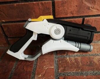 Mercy inspired cosplay prop gun