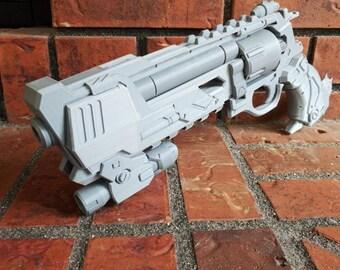 Blackwatch McCree inspired cosplay gun