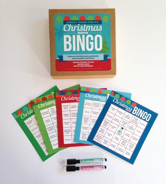 Good gifts for christmas bingo