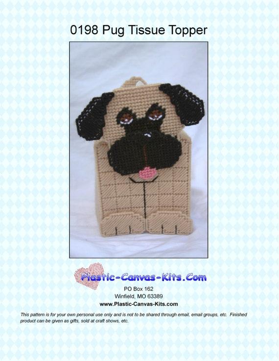 Plastic Canvas Pattern or Kit Doberman Pinscher Dog Welcome Sign