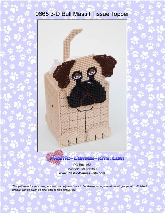 Woodland Train Tissue Topper-moose black bear-Plastic Canvas Pattern or Kit