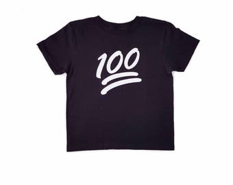 MiBABY Toddler T-shirts  - Black - 100