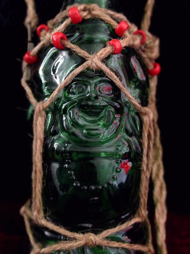Water Vessel: Green Buddha image 0