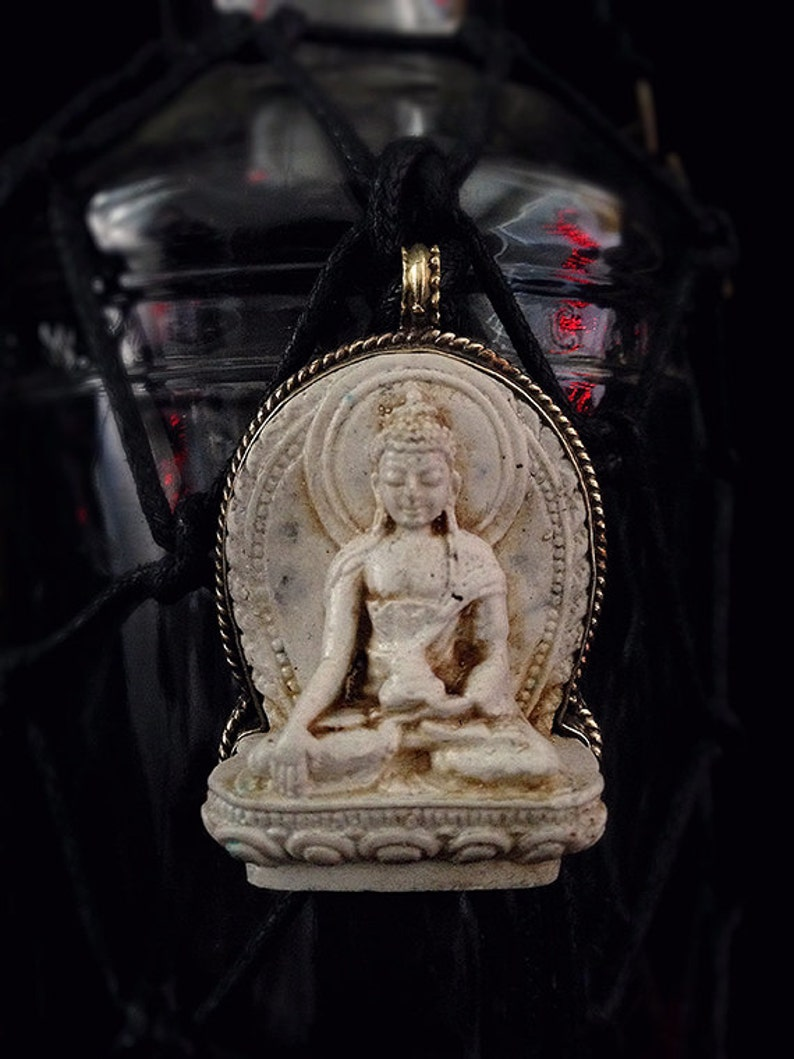 Water Vessel: White Buddha image 0