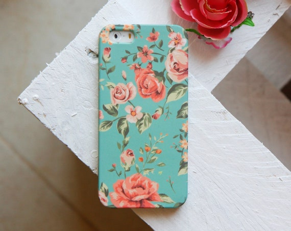 iPhone XS Case Rose Floral Tough iPhone XS Max Case iPhone XR Case iPhone X Case iPhone 8 Case iPhone 7 Case Samsung S9 Case S9 Plus Case