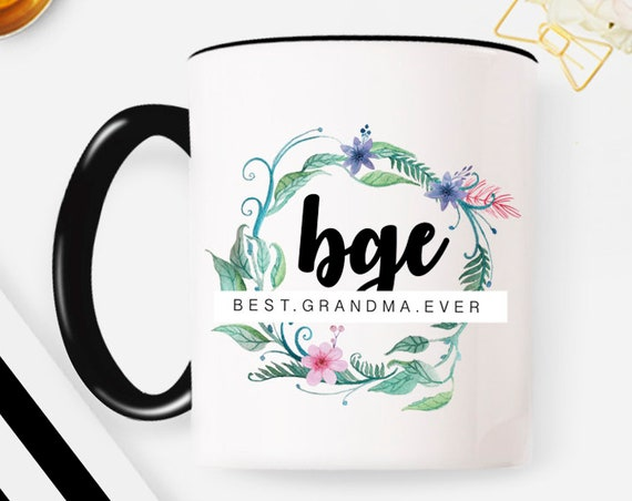 Baptist gift mug for Grandma day gift for grandma coffee mug grandma birthday gift mom mug coffee mug personalized mug best grandma ever mug