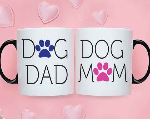 Dog mom, dog dad mug, dog lover gift, dog mom gift, dog lover mug, dog lover, gift for dog lover, gift for her, gift for best friend 217