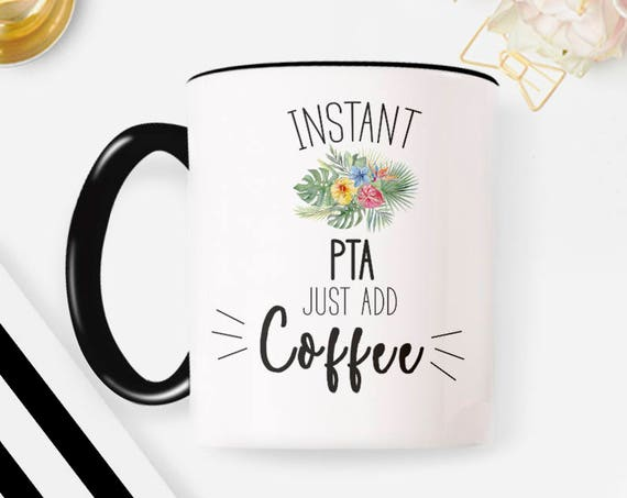 Physical Therapy Assistant Mug, Physical Therapy Gifts, Instant Physical Therapist, Gifts for Physical Therapist, PT Graduation 28G